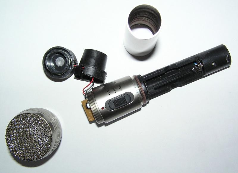 MIC-140 со снятой крышкой