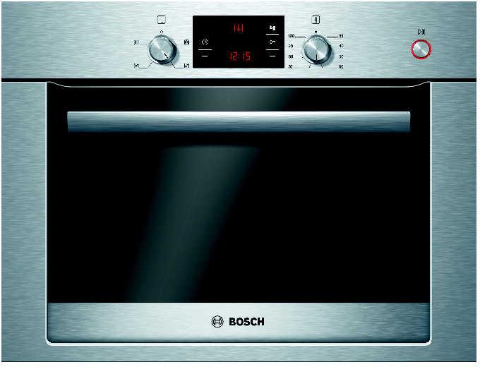 Bosch hbn231e0 Manual