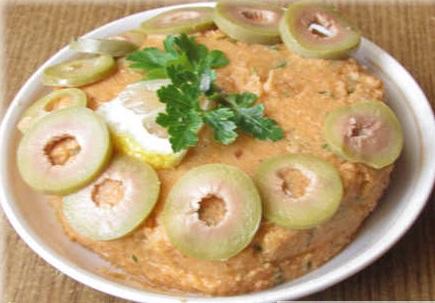 Рецепт паштета Хумус