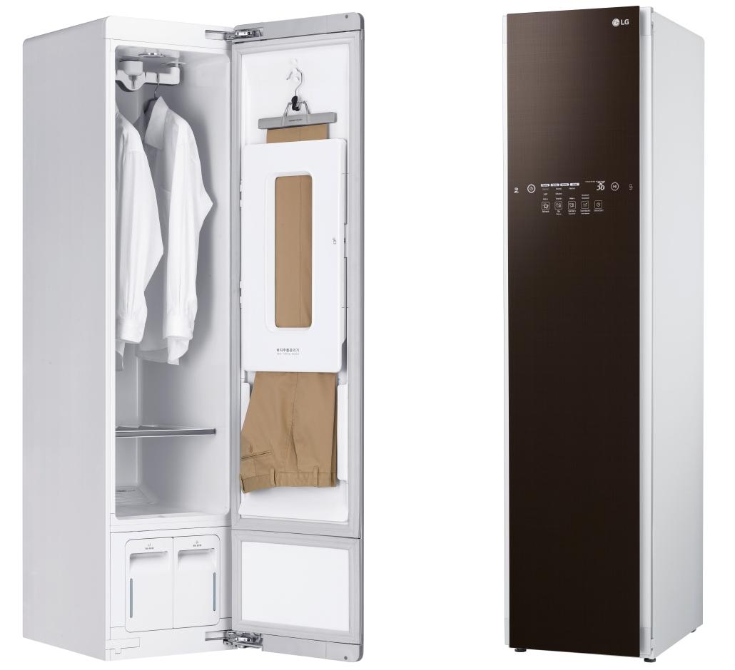 Паровой шкаф – уход за вещами без усилий