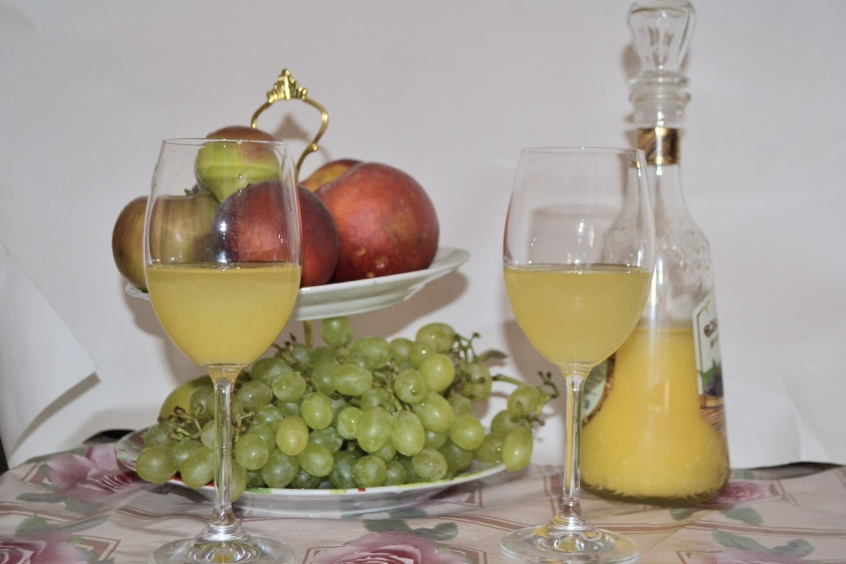 Вино из лимонов в домашних условиях 721