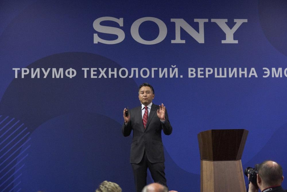 Абэ Такаси, Генеральный директор компании Sony Electronics в России и странах СНГ