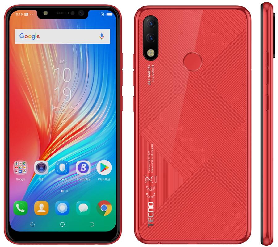 TECNO, смартфоны, Spark 3 Pro, POP 2S