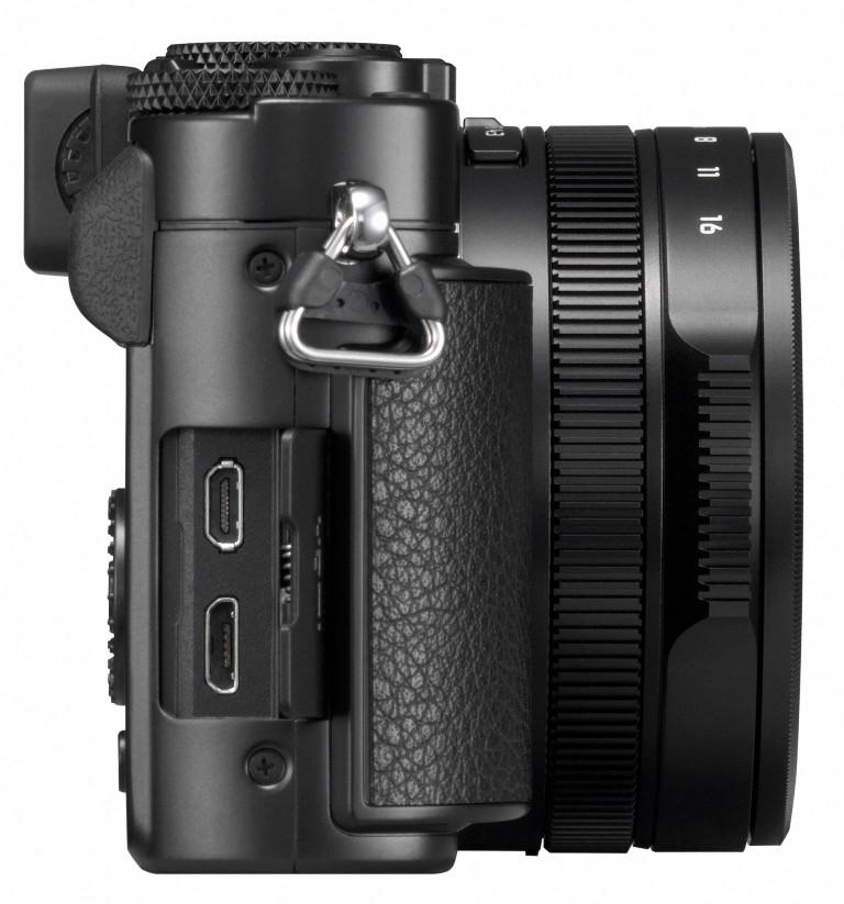 Обзор компактной камеры Panasonic LUMIX DMC-LX100M2