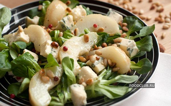 Тёплые салаты рецепты с фото простые и вкусные
