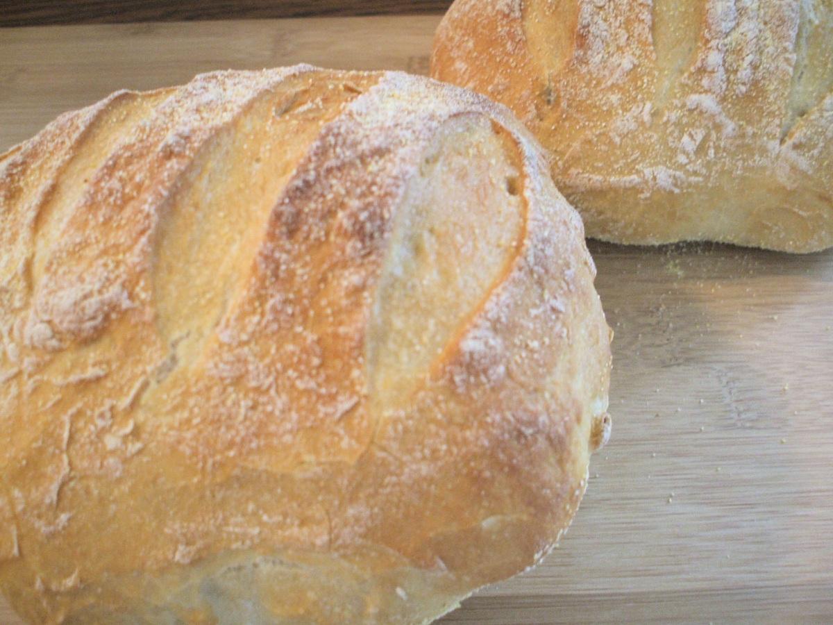 Хлеб злаковый в хлебопечке 5