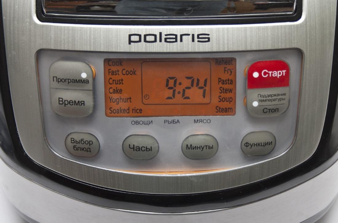 Как пользоваться мультиваркой Поларис: инструкция и рецепты