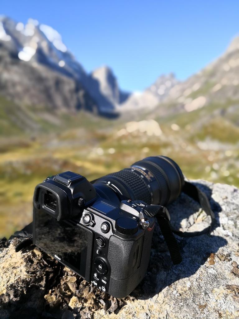 Теcт камеры Nikon Z7