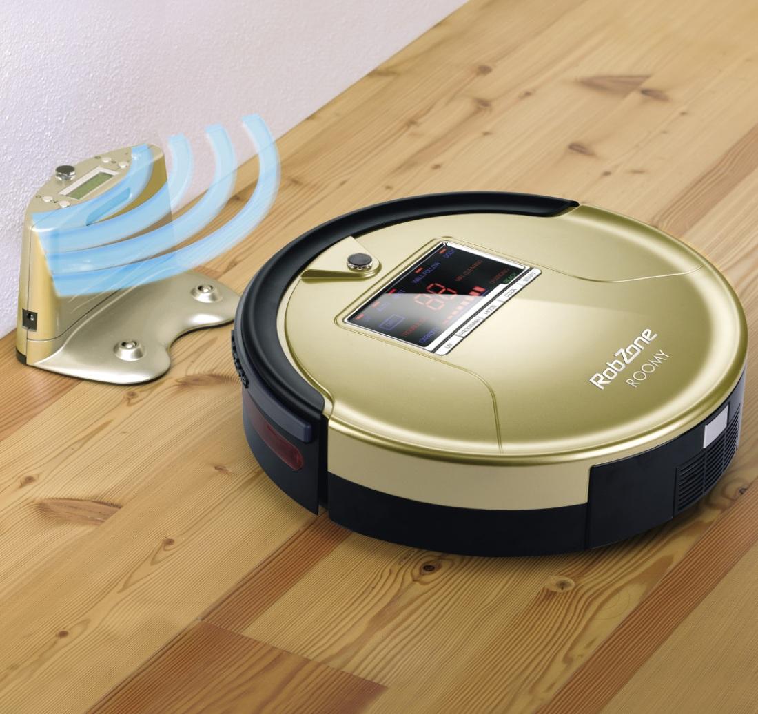 фото пылесос робот