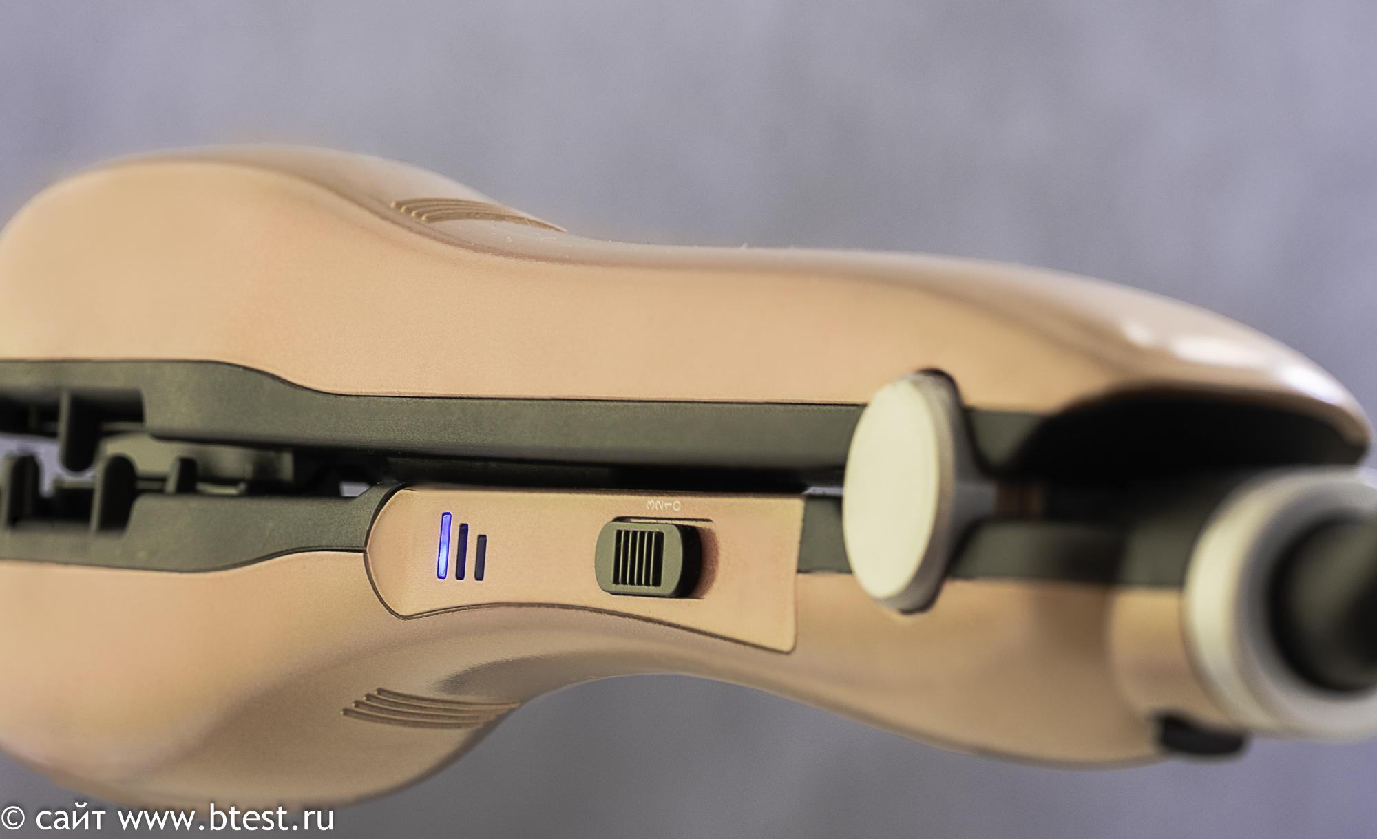 управление Стайлер для волос Scarlett SC-HS60700
