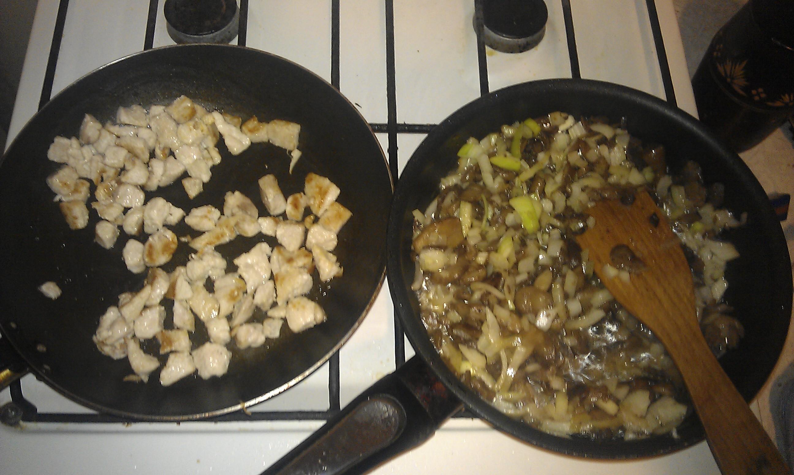 Жареные грибы с луком. Видео рецепт - Woman s Day 6