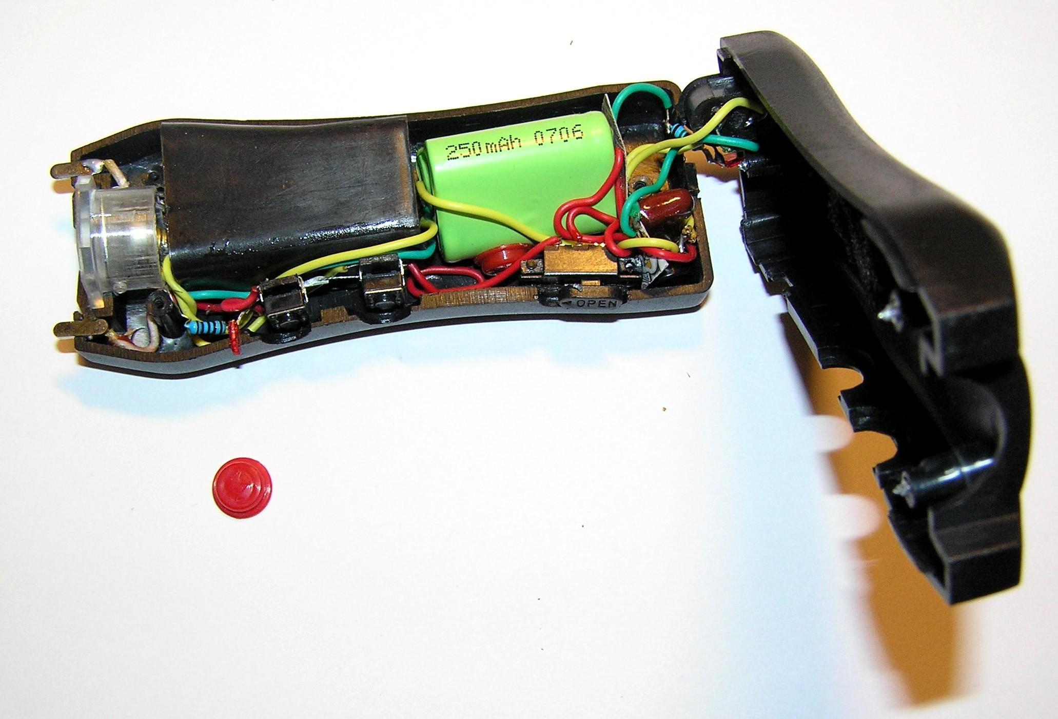 Как сделать электрошокер и его схема