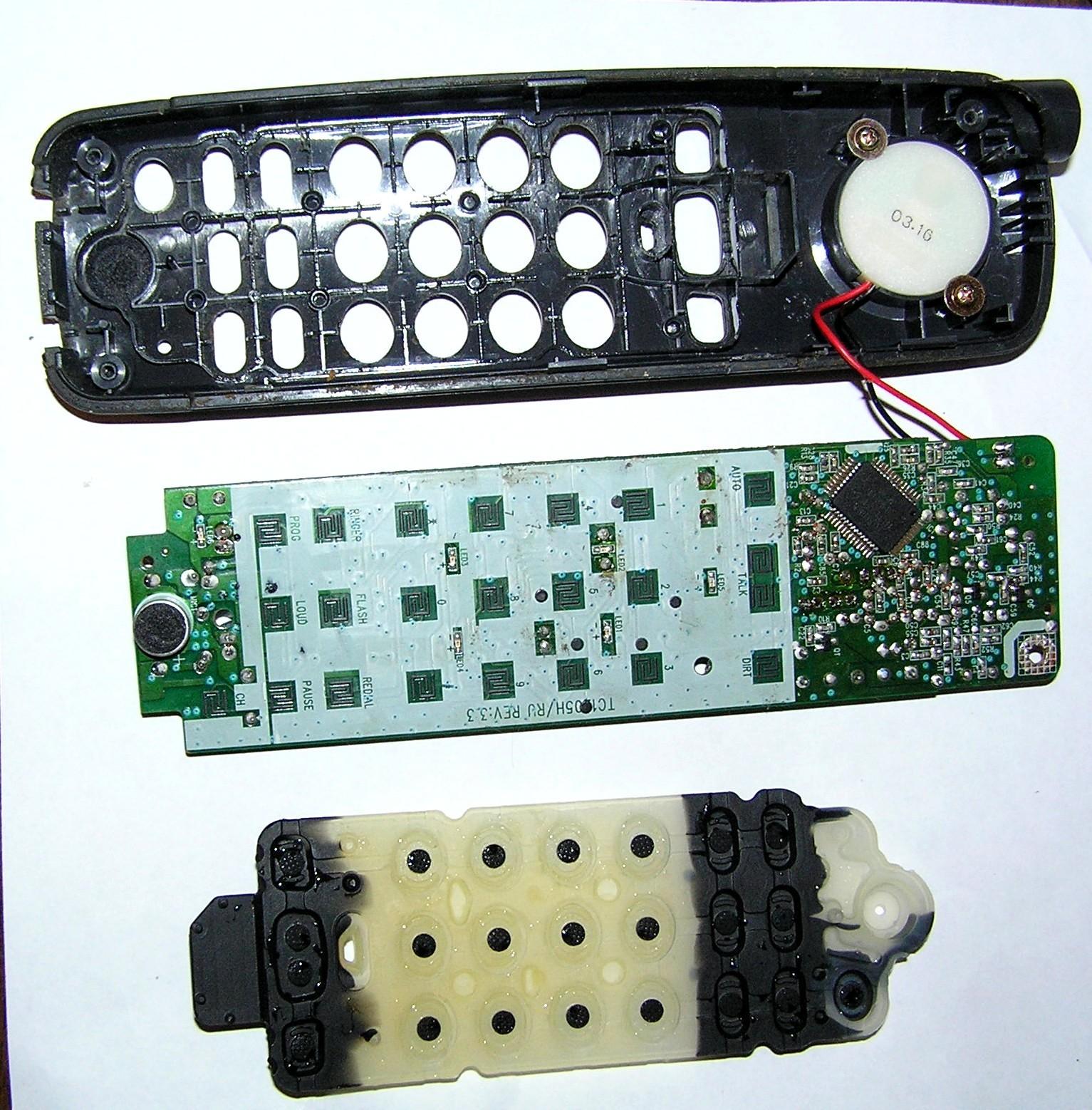 Ремонт радиотелефона своими руками фото 486