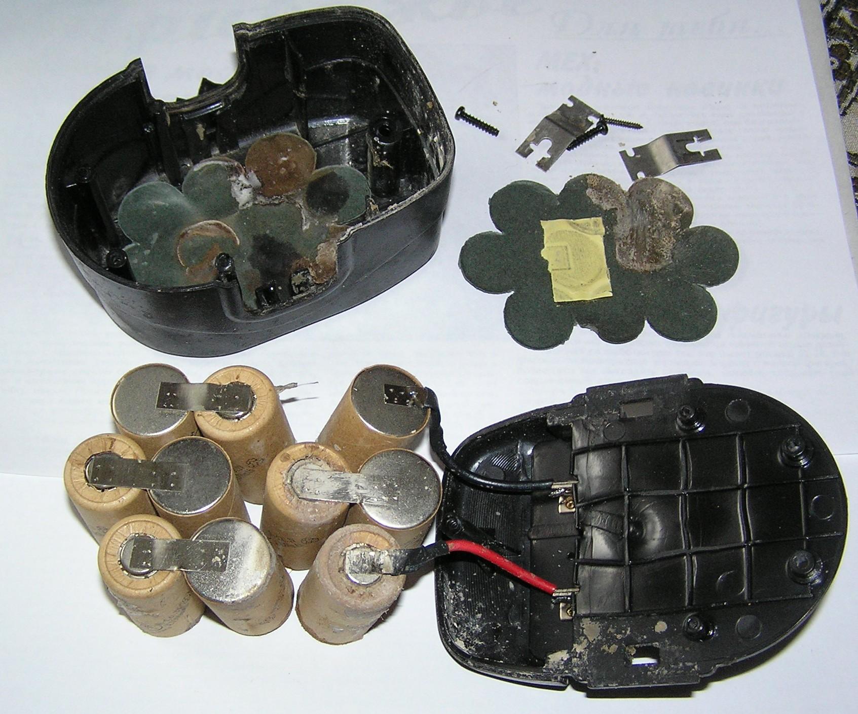 Ремонт аккумулятора макита своими руками