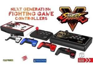 Идеальное оружие скоро в России: Mad Catz объявляет о скором старте продаж контроллеров для игры Street Fighter V