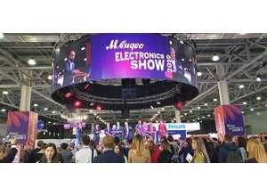 Тест 5G от МТС и Samsung на выставке «М.Видео Electronics Show 2019»