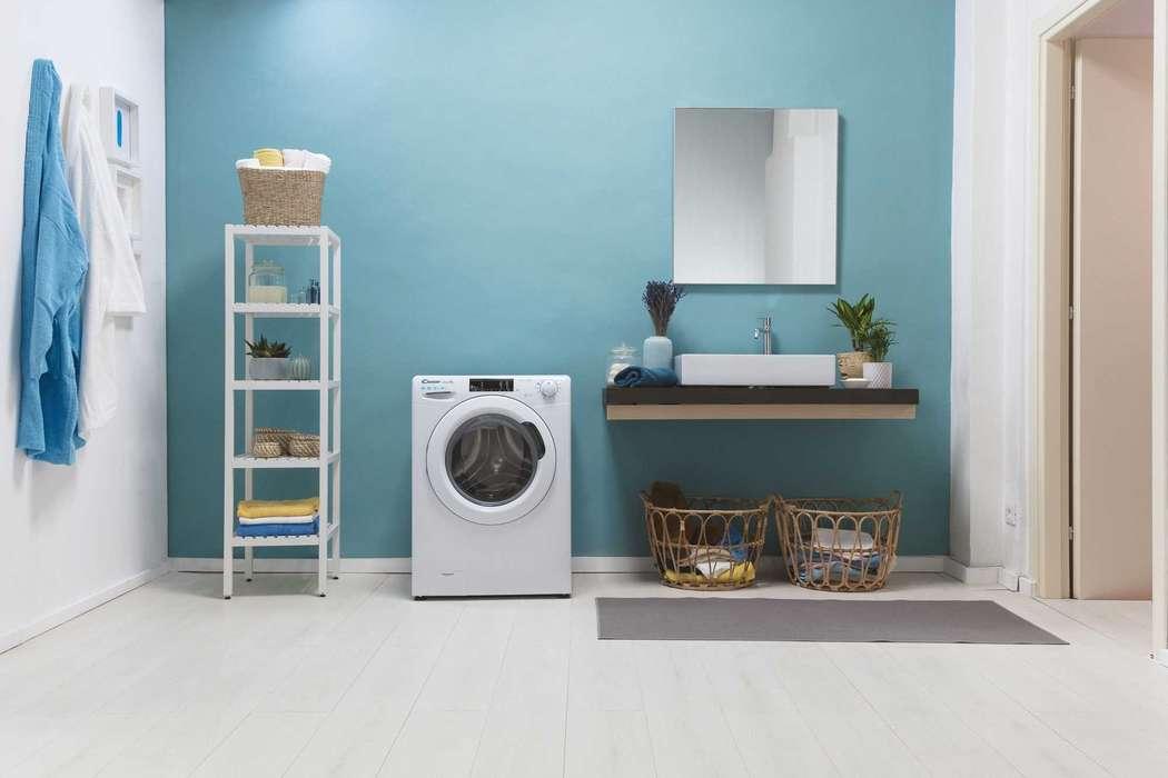 стиральная машина Candy SmartPro.