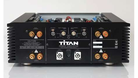 Усилитель мощности Musical Fidelity Titan Power Amplifier