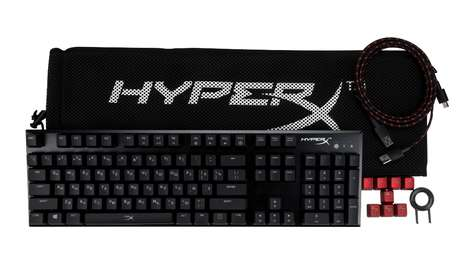 Клавиатура HyperX Alloy FPS Cherry MX Blue